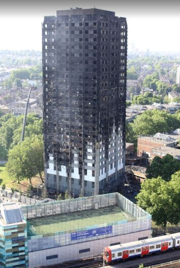 Grenfell now